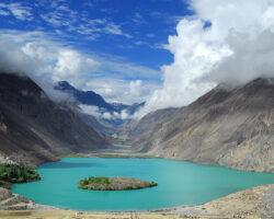 Satpara-Lake-Skardu-a-beautiful-view