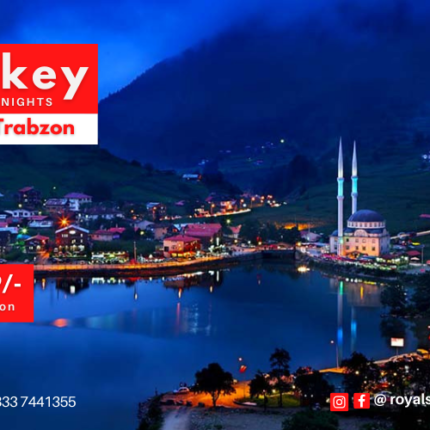 Istanbul and Trabzon tour