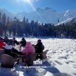 Royals Adventure Club Fairy meadows winter Tour